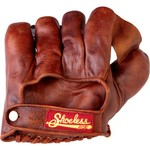 Shoeless Joe® Men's Golden Era Gloves 1910 Fielder's Glove - view number 3