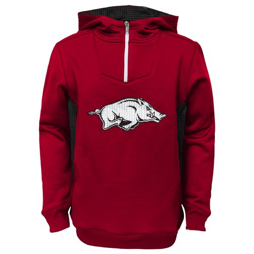 NCAA Kids' University of Arkansas Pullover Hoodie