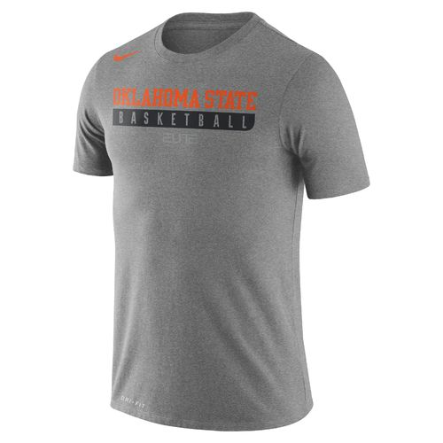 Nike Men's Oklahoma State University Basketball Practice T-shirt