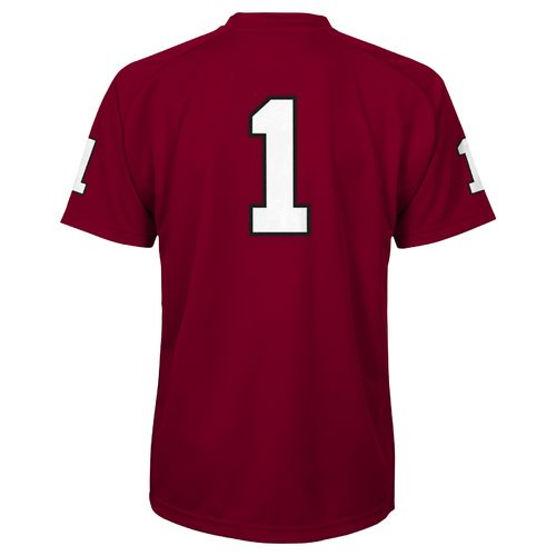 Gen2 Boys' University of South Carolina Player #1 Performance T-shirt - view number 2