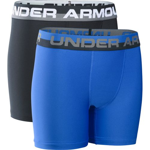 Under Armour Boys' Original Series Boxerjock Boxer Briefs 2-Pack