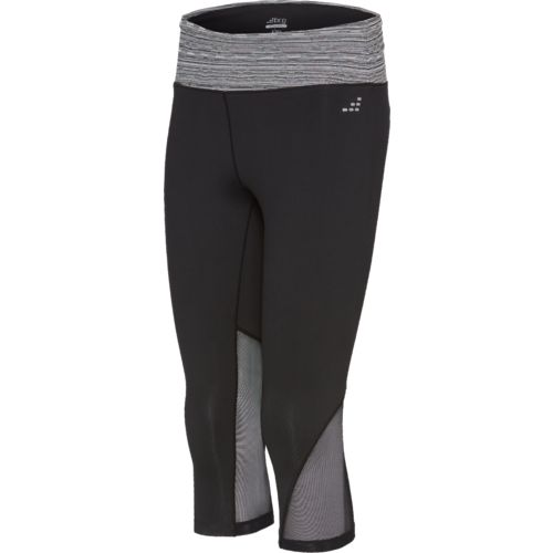 BCG Women's Textured Training Capri Pant