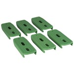 Mission First Tactical Magazine Floor Plates 6-Pack - view number 2