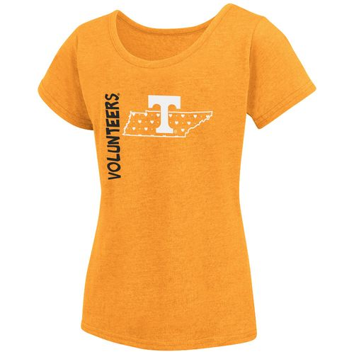 Colosseum Athletics Girls' University of Tennessee T-shirt