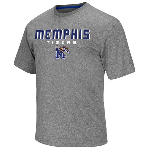 Colosseum Athletics Men's University of Memphis Arena Short Sleeve T-shirt