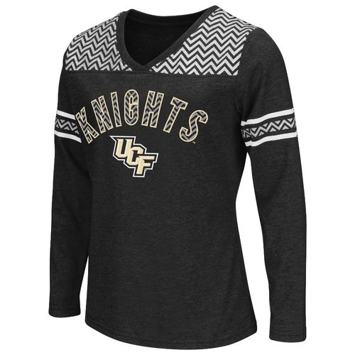 Colosseum Athletics™ Girls' University of Central Florida Cupie Long Sleeve T-shirt
