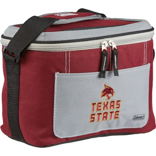 Coleman® Texas State University 12-Can Soft-Sided Cooler