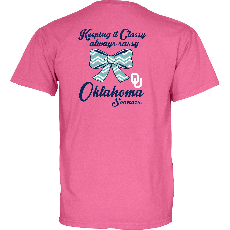 Blue 84 Women's University of Oklahoma Bow Tie