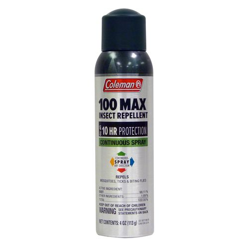 Coleman™ 100% DEET Continuous Spray Insect Repellent