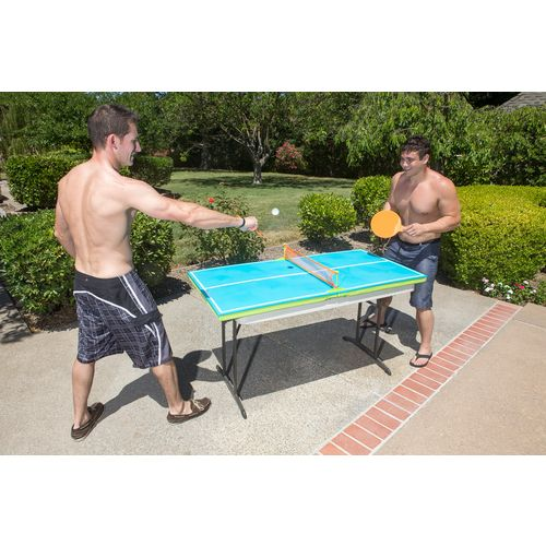 Poolmaster Floating Table Tennis Game Academy