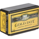 Speer Gold Dot .40 165-Grain Hollow Point Handgun Bullets - view number 1