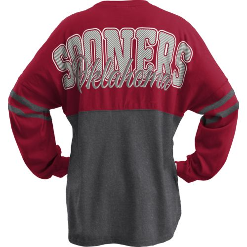 Three Squared Juniors' University of Oklahoma Varsity Script