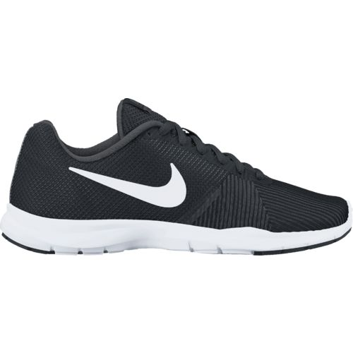 nike black and white free tr 6 trainers academy