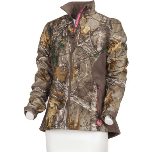 Game Winner® Women's Savannah Softshell Jacket