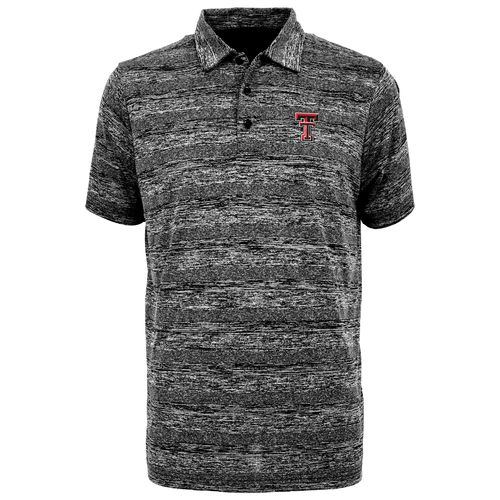 Antigua Men's Texas Tech University Formation Polo Shirt