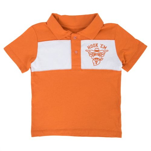 We Are Texas Toddlers' University of Texas Hillsdale Polo Shirt