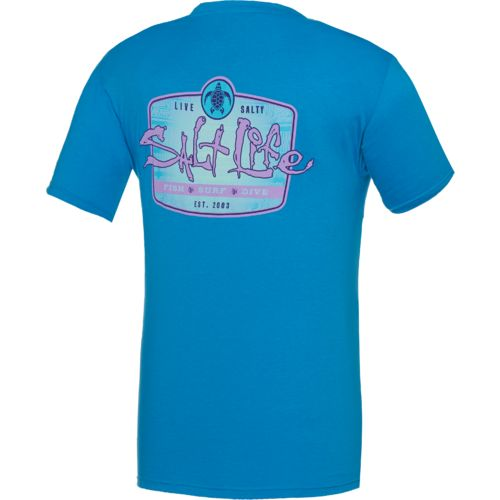 Salt Life™ Juniors' Sea Scape Short Sleeve T-shirt