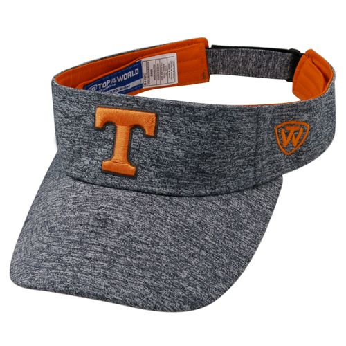 Top of the World Men's University of Tennessee Steam Visor
