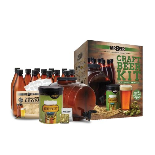 Mr.Beer® Northwest Pale Ale Complete Kit