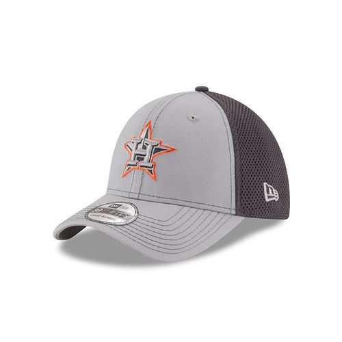 New Era Men's Houston Astros Grayed Out Neo 2 Cap