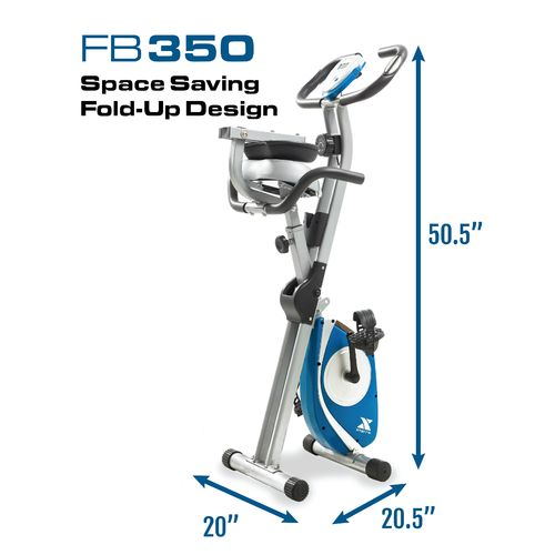 XTERRA FB 350 Folding Upright Bike - view number 2
