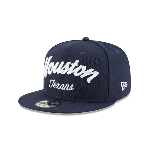 New Era Men's Houston Texans 9FIFTY® City Stitcher