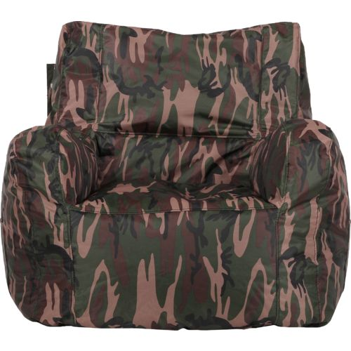 Big Joe Camo Duo Bean Bag Chair