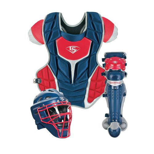 Louisville Slugger Women's Fast-Pitch 3-Piece Catcher's Set