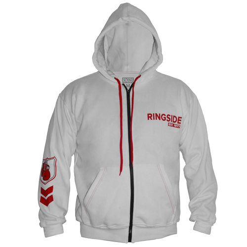 Ringside Men's Industry Domination Zip-Up Hoodie