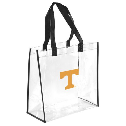 Forever Collectibles University of Tennessee Clear Reusable Bag