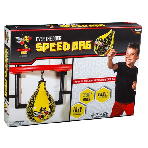 Franklin Stinger Bee Over-the-Door Speed Bag - view number 4