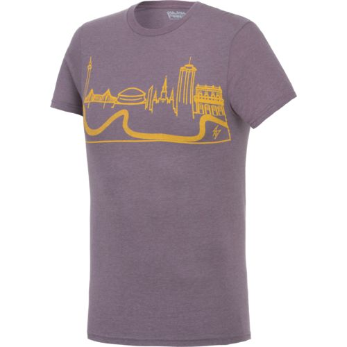 OutlineTheSky Men's New Orleans Skyline T-shirt