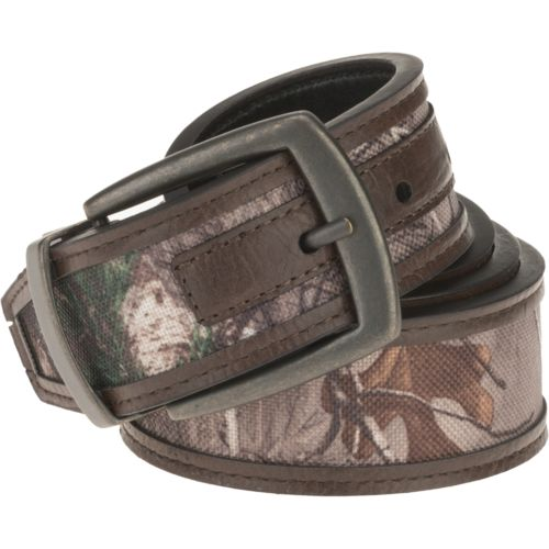 Game Winner Men's Realtree Xtra Reversible Belt