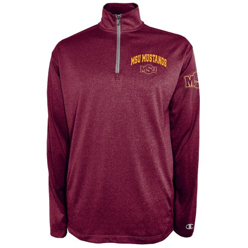 Champion™ Men's Midwestern State University Victory 1/4 Zip Pullover
