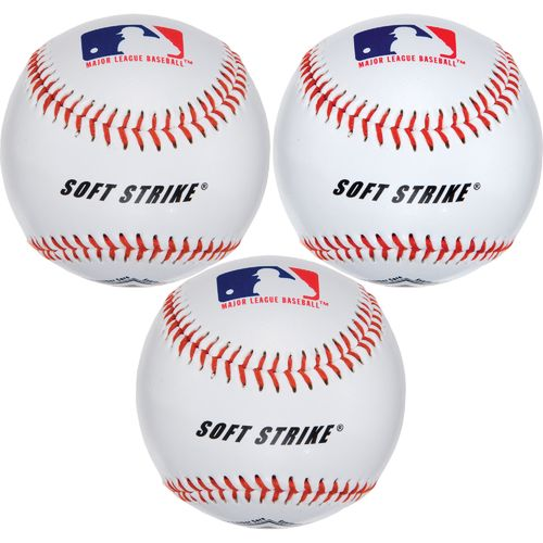 Franklin Soft Strike® T-balls 4-Pack - view number 1