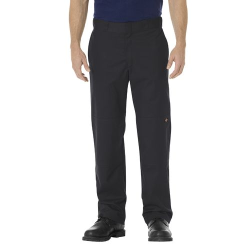 Dickies Men's Regular Straight Fit Double Knee Work Pant