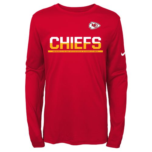 NFL Youth Kansas City Chiefs Practice T-shirt