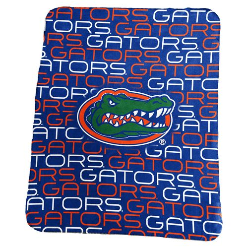 Logo University of Florida 50 in x 60 in Classic Fleece Blanket - view number 1