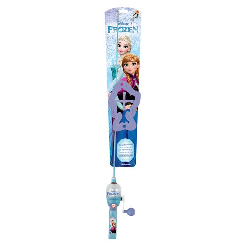Shakespeare® Kids' Disney Frozen 2'6' M Spincast Rod and Reel Combo
