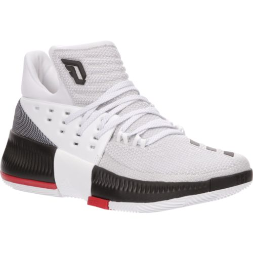 adidas Men's Dame 3 Rip City Basketball Shoes - view number 2
