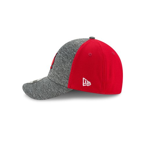 New Era Men's St. Louis Cardinals Shadow Blocker 39THIRTY Cap - view number 4