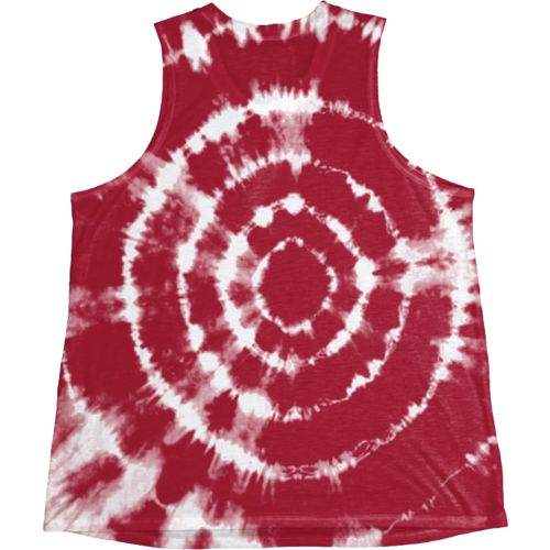 Blue 84 Women's University of South Carolina Retro Liquid Muscle Tank Top - view number 2