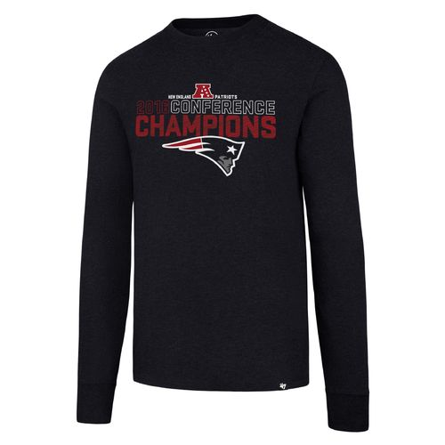 '47 New England Patriots AFC Champs Club Long Sleeve T-shirt