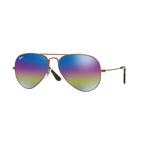 Ray-Ban Large Metal Aviator Sunglasses - view number 1