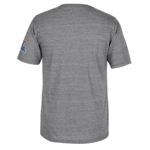 adidas Men's Louisiana Tech University Stenciled Sweep T-shirt - view number 2