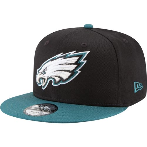 New Era Men's Philadelphia Eagles 9FIFTY Baycik Snapback Cap