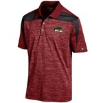 Champion™ Men's University of Louisiana at Monroe Synthetic Colorblock Polo Shirt - view number 1
