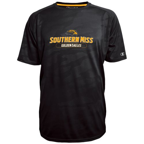 Champion™ Men's University of Southern Mississippi Impact Embossed T-shirt - view number 1