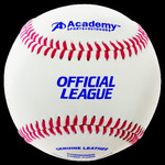 Academy Sports + Outdoors Leather Baseballs 12-Pack - view number 1