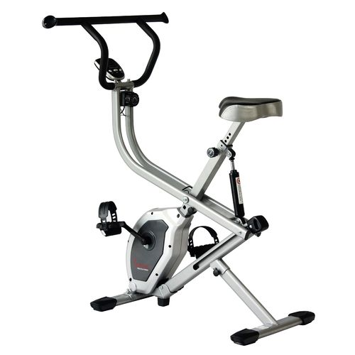 Sunny Health & Fitness Dual Action Rider Bike - view number 3